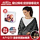 美國Sunbeam 柔毛披蓋式電熱毯電暖器 氣質灰 product thumbnail 1