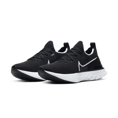NIKE 慢跑鞋 女鞋 避震 輕量 慢跑 運動鞋 黑 CD4372002 W REACT INFINITY RUN FK