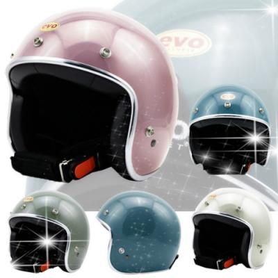 【T-MAO】精裝版 安全帽 銀邊 |贈長鏡片|復古帽 |機車|皮革|內襯|抗UV E1