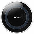 KINYO LED充電燈5W無線充電板