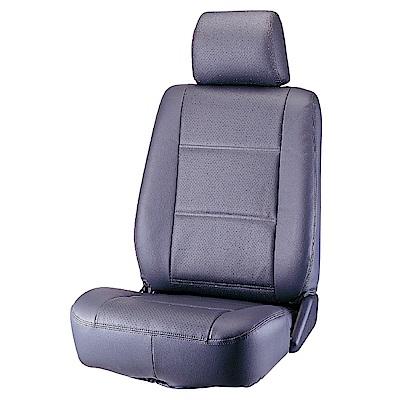 【葵花】量身訂做-汽車椅套-合成皮-開運D式-A款-休旅車-9人座款1+2排