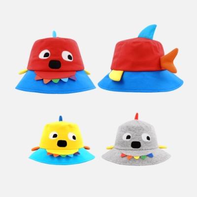 WHY AND 1/2 mini 鯊魚造型遮陽帽 多色可選