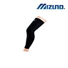 Mizuno 美津濃 薄型加長護膝 (雙) 黑 V2MY802009