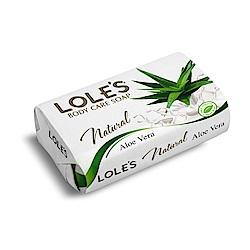 LOLES草本蘆薈護膚皂150g