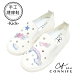 CONNIFE可妮妃*夢遊仙境*兒童手工縫線鞋-型號2661-白 product thumbnail 1