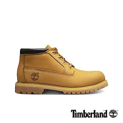 Timberland 女款經典中筒防水黃靴   23399713