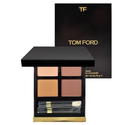 Tom Ford 高級訂製四格眼盤 #29 Desert Fox 沙漠之狐 金棕栗子奶茶 10g Eyeshadow Quad