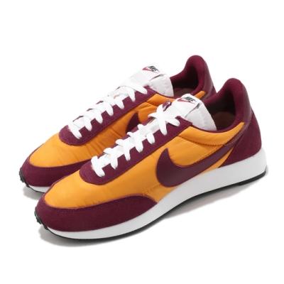 Nike 休閒鞋 Air Tailwind 79 運動 男鞋 海外限定 復古 舒適 簡約 經典款 穿搭 紅 黃 487754701