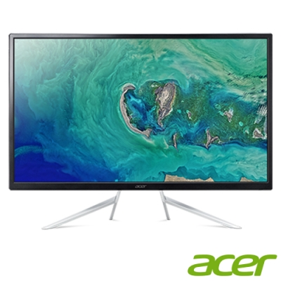 時時樂 Acer ET322QU 32型IPS廣視角2K電腦螢幕