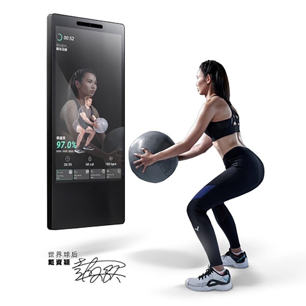 喬山 Johnson@Mirror 新概念健身魔鏡 (附三個月體驗課程) 新品推薦