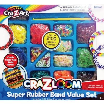 【美國Cra-Z-Art】Cra-Z-Loom 彩虹圈圈編織配飾組-男孩