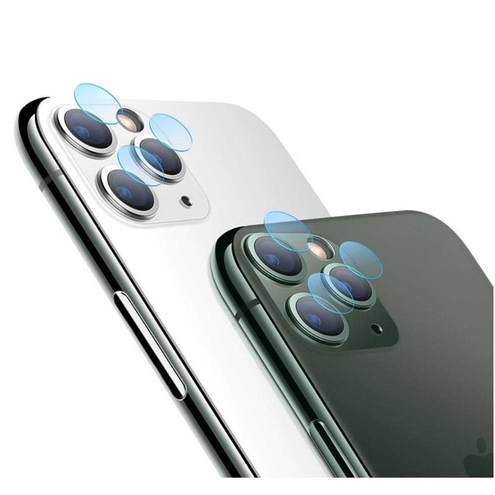 PKG Apple iPhone11 Pro Max(6.5吋)鏡頭保護貼(抗刮薄膜玻璃)