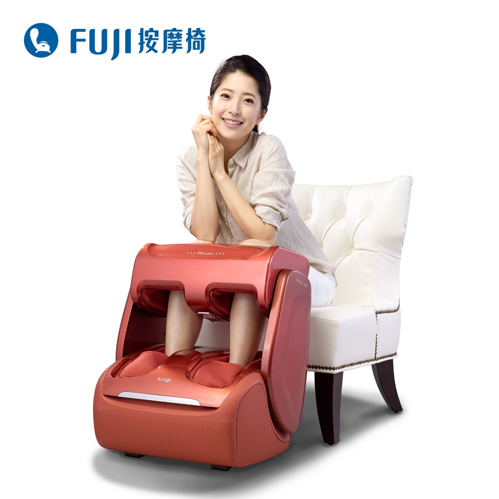 FUJI按摩椅 愛膝足護腿機 腳部按摩 FG-107A