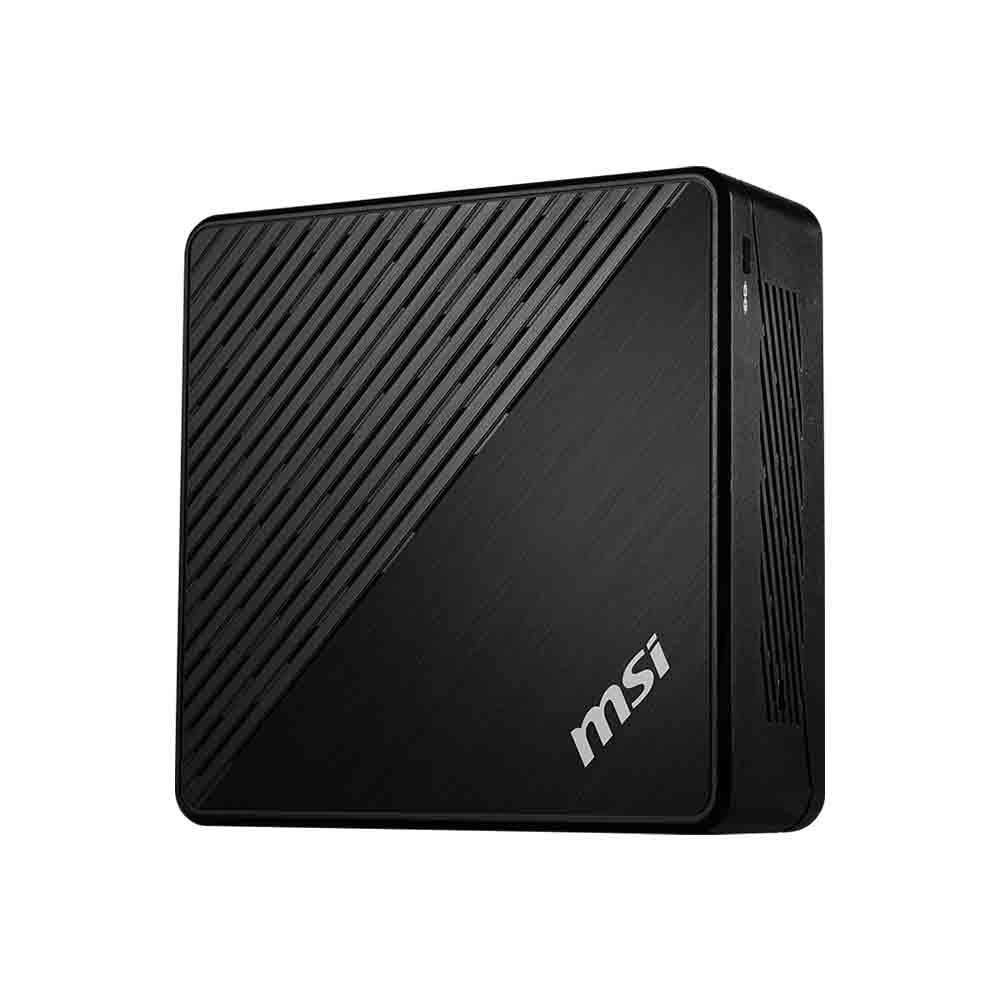 MSI微星 10M-027BTW 十代i7四核迷你電腦(i7-10510U/Non-OS/Cubi 5)