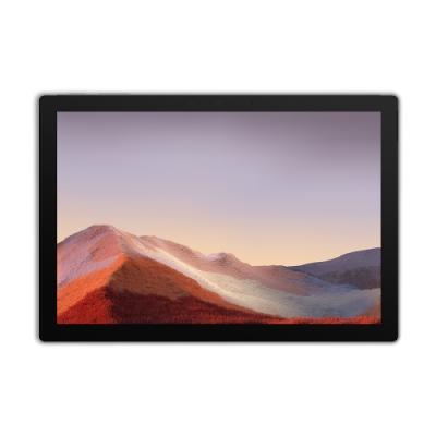 (無卡分期-12期)微軟Surface Pro 7 i5 8G 256G 白金平板