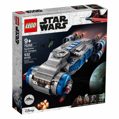 樂高LEGO 星際大戰系列 - LT75293 Resistance I-TS Transport