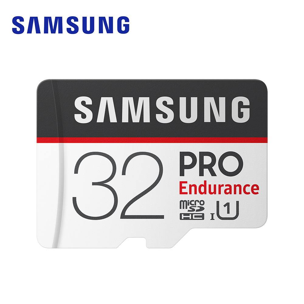 Samsung PRO Endurance microSDHC 32GB 高耐用記憶卡