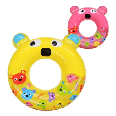 WHY AND 1/2 普普熊泳圈 多色可選