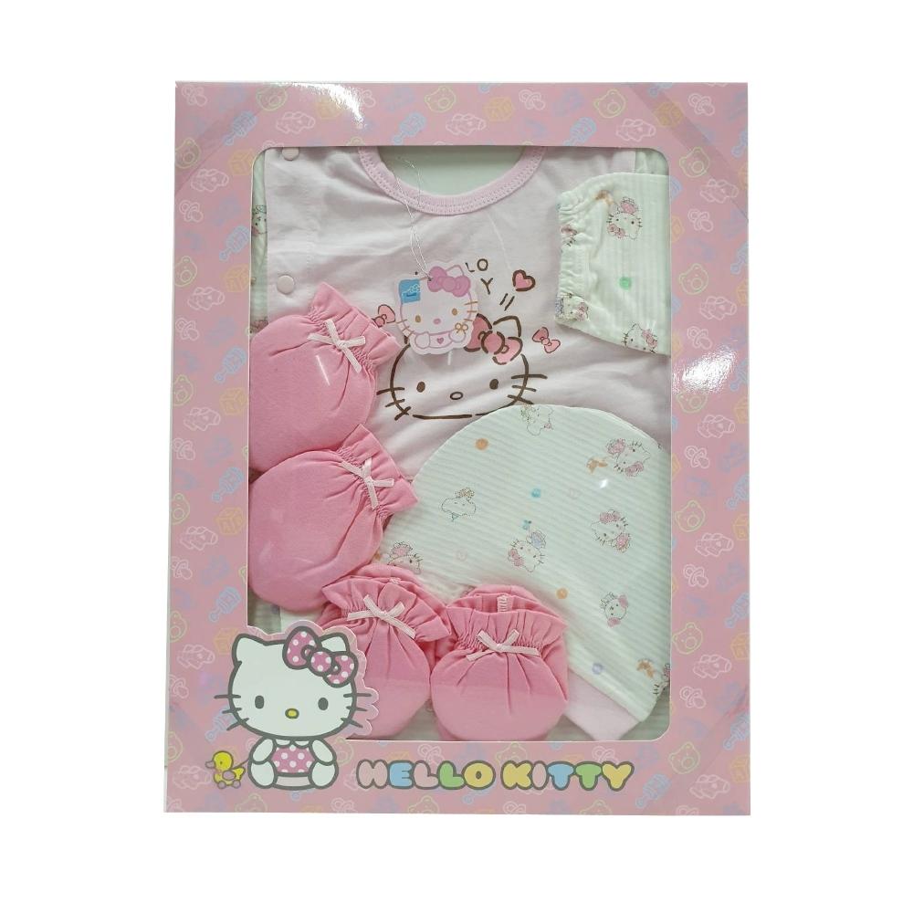 Hello Kitty 凱蒂貓  彌月禮盒組(KHA905P)