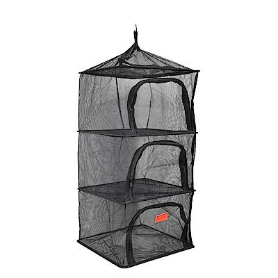 NOMADE四層式食物餐具吊籃網籃吊掛式菜籃碗籃