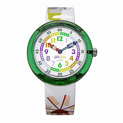FlikFlak 兒童錶 BALOOFANT 飄浮大象手錶