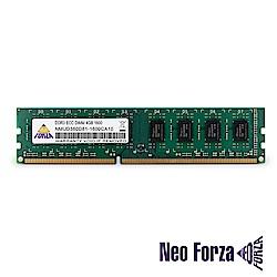 Neoforza 凌航 4G DDR3-1600 桌上型記憶體