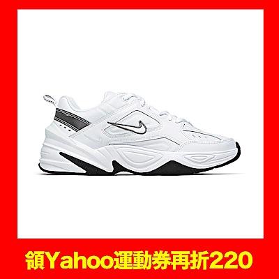 (領券折220)NIKE M2K TEKNO 白銀老爹鞋 BQ3378-100