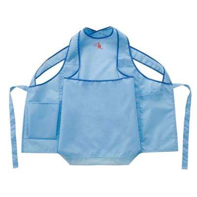 日本製COGIT防潑水晾衣服圍裙袋鼠衣015205大口袋裙(附大小口袋各1)家庭主婦曬衣服圍裙
