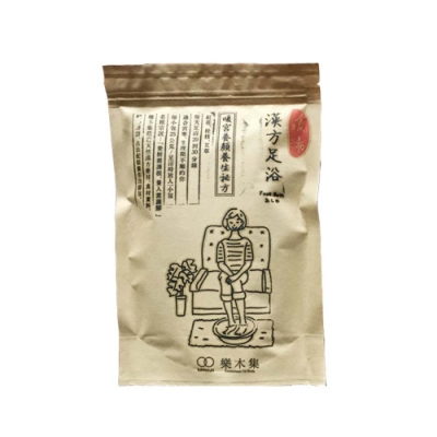 picky digger 嚴選 樂木集 傳統漢方藥材研磨/暖宮養顏足浴包/(4入/袋)