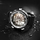 SEIKO 精工 PROSPEX 太陽能 潛水錶 防水200米 矽膠手錶-黑色/47mm product thumbnail 1