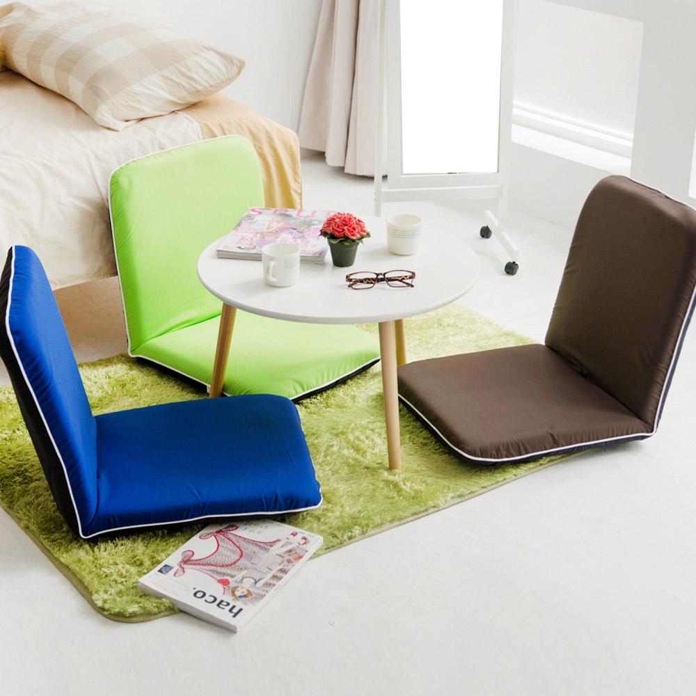 Home Feeling 輕日系可調四段式和室椅/沙發椅/座墊(3色)-42x45x45cm