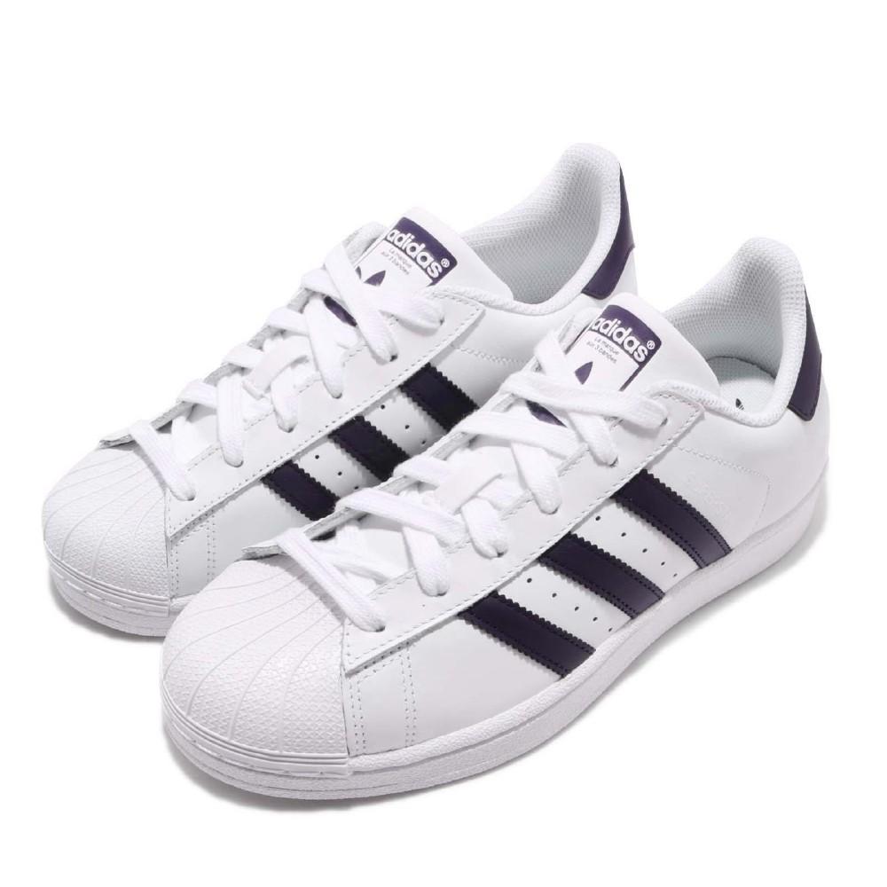 adidas 休閒鞋 Superstar 低筒 女鞋 @ Y!購物