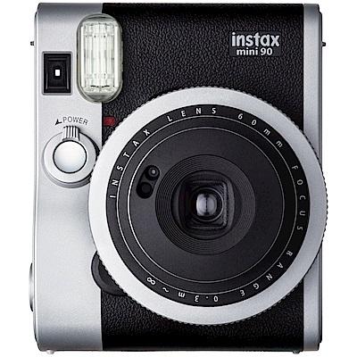 FUJIFILM Instax mini 90 拍立得 (平輸) 贈卡通底片+專用束口袋+相冊