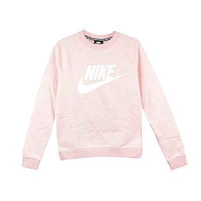 Nike 女 RALLY CREW HBR 圓領T(長)