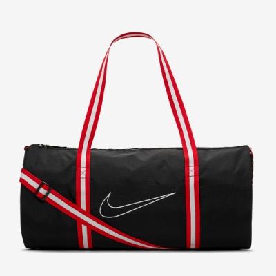 NIKE 手提袋 旅行包 男女款 運動 訓練 休閒 側肩包 黑 CK4973010 HERITAGE DUFFLE  THROWBACK
