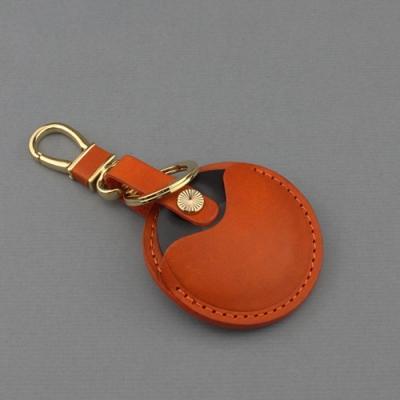 J II 橘色-gogoro專用鑰匙皮套-OMC