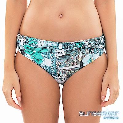 澳洲Sunseeker泳裝Desert Folk Floral系列造型三角泳褲