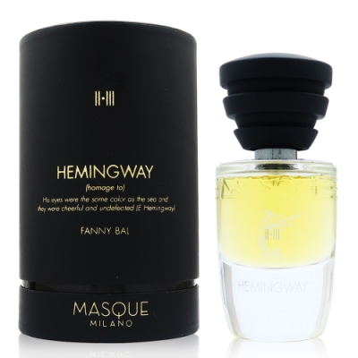 [真品平輸] Masque Milano Hemingway 海明威淡香精 35ml