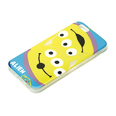PGA iPhone 6S/6 4.7吋 迪士尼 三眼怪 TPU軟韌系列 手機殼
