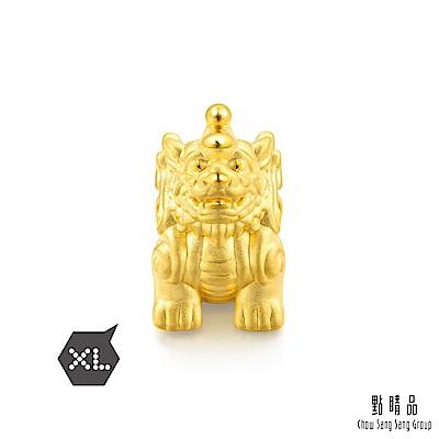 點睛品 Charme 文化祝福 招財貔貅 黃金串珠