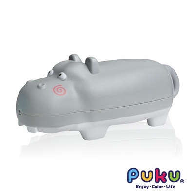 【PUKU藍色企鵝】童趣動物拉式水槍_(三款)
