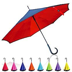 lemonsolo 日式機能創意向上收反向J傘
