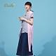 【Dailo】慵懶舒適長版罩衫-針織衫(二色) product thumbnail 1