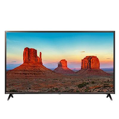 LG樂金 50型 UHD 4K 智慧連網電視 50UK6500PWC