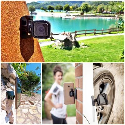 STICK iT 首創180度任意黏貼自拍器-適用手機、GoPro、運動相機