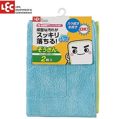 日本LEC 激落超細纖維抹布2入