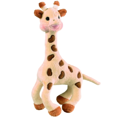 法國Vulli 蘇菲長頸鹿有機造型玩偶-安撫玩具