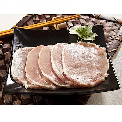統一生機 豬里肌肉片(200g)