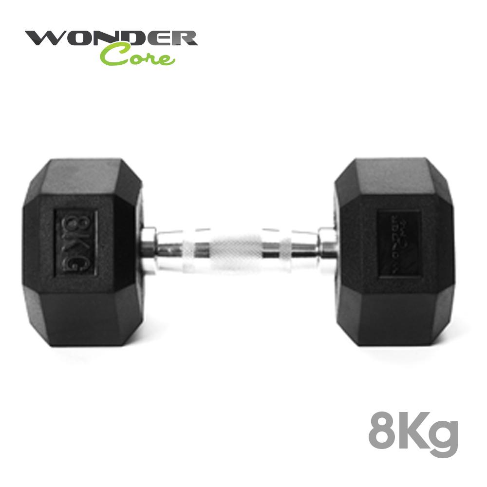 Wonder Core 六角健身啞鈴 (8kg)