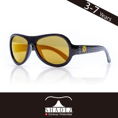 瑞士SHADEZ 兒童太陽眼鏡SHZ-49(年齡3-7)--波點向日葵